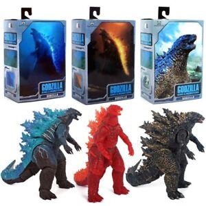 "NECA Godzilla King Of Monster Action Figure 2019 Dinosaur Toy 12"" Head To Tail"