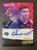 Chuma Okeke 2019-20 Panini NBA Hoops Rookie Ink Rookie Auto - Magic
