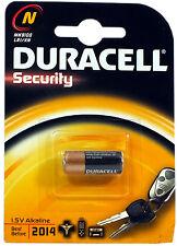 Duracell Security LR1 MN9100 N Type 910A E90 1.5v Alkaline Batteries