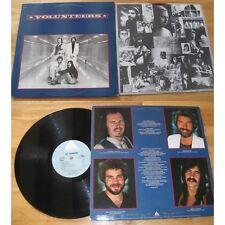 VOLUNTEERS- S/T LP Jazz Soul 76