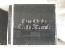 DAVE CLARKE - DEVIL'S ADVOCATE CD COME NUOVO