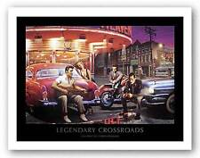 MARILYN MONROE ART PRINT Legendary Crossroads Chris Consani
