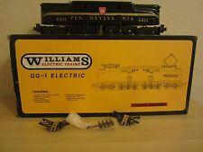 Williams Crown Edition Pennsylvania PRR Dark Green Solid Stripe GG-1 #4811
