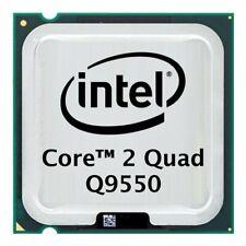 Intel Core 2 Quad Q9550 (4x 2.83GHz) SLAWQ CPU Sockel 775    #2218