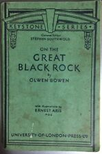 On the Great Black Rock, etc - Olwen Bowen - Good - Paperback