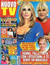 Nuovo Tv 2017 9.Tina Cipollari,Anna Valle & Loretta Goggi,Giulia Bevilacqua,kkk