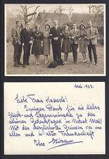 Grand Duchess Kira Kirillovna of Russia Signed Photo 1963 Romanov Hohenzollern