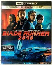 Blade Runner 2049 - 4K Hdr Uhd Ultra Hd Blu-ray / Bluray [with Slipcase]
