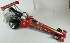 "Vintage Scarce Wowwee Remote Control R/C Dragster 22"" Ken Albana Dragracer Car"