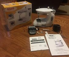 Shark Euro Pro X Sewing Machine Model 998A Excellent Condition