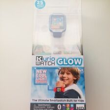 Glow Smartwatch For Kids With Bluetooth 20 Plus Apps Camera And Games Blue New
