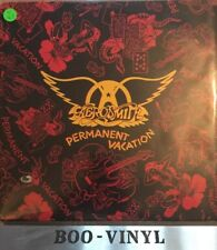 Aerosmith Permanent Vacation vinyl LP original 1987 pressing GHS 24162 Canadian