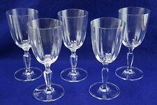 "Villeroy & Boch Malindi (5) Water Goblets, Glasses, 7 1/2"""