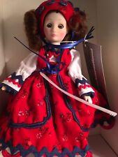 Vintage Suzanne Gibson Doll, Czechoslovakia, Original Box, Signature Edition,
