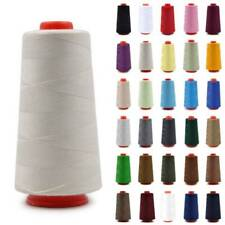 3000yard Polyester 40S/2 (402) Sewing Machine Thread Sew Supplies Embroidery