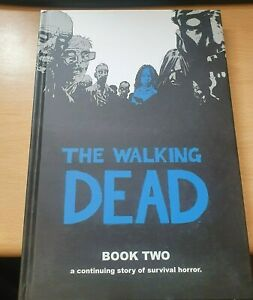 The Walking Dead, Book Two, Graphic Novel, Hardback, 2005, 2nd Edition