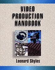 Video Production Handbook, Leonard Shyles, New Book