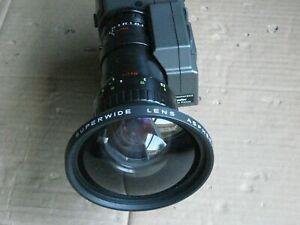 Schneider 4MM Ultra Wide Angle Lens for Beaulieu & Nizo 62MM-67MM Camera Lenses