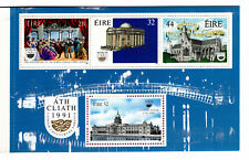 Ireland Sc #831a Conplete Booklet Mint Never Hinged - European City of Culture