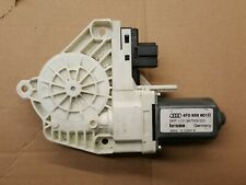AUDI A6 C6 4F FRONT LEFT WINDOW REGULATOR MOTOR 4F0959801D