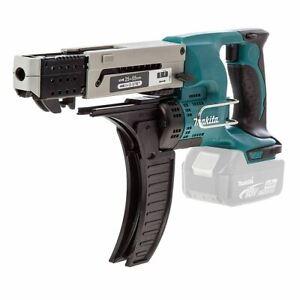 Makita Screw gun Cordless Collated Auto Screwdriver 18v Li-Ion DFR550Z BARE TOOL