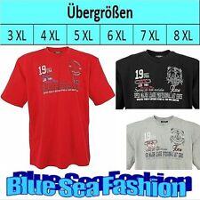 Unifarbene Kurzarm Herren-Shirts aus Baumwolle
