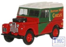 76LAN188017 Oxford Diecast OO Gauge Land Rover 88 Hard Top Bertram Mills