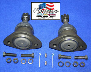 FORD 1967-1972 Thunderbird 2x Lower Bolt on Ball Joints (Pair) 67 68 69 70 71 72