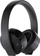 SONY PlayStation 4 Gold Wireless Headset Kopfhörer 7.1 Surround PS4 B-WARE