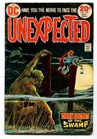 Unexpected 152 VG+ Horror Dc Comics  CBX7A
