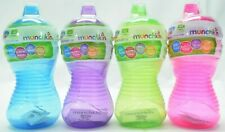 2 Pack Munchkin Mighty Grip 10 oz Spill & Leak Proof Cups, You Choose Color