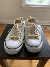 Mesh Chuck Taylors Size 9