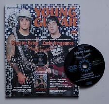 06145 Synyster Gates & Zacky Vengeance AVENGED SEVENFOLD (Special DVD) LOUD PARK