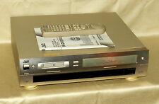 JVC HR-DVS1  -  MiniDV + S-VHS Videorecorder mit Fernbedienung + Anleitung
