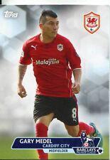 Premier Gold Soccer 13/14 Base Card #113 Gary Medel
