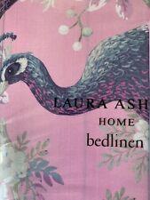 New Laura Ashley Belvedere Fuchsia King Duvet Set