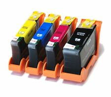 4x tinta cartuchos para Lexmark 100xl s300 s301 s305 s308 s815 s816 s608 s405