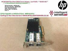 HP NC550SFP Dual Port 10GbE Server Adapter-basso profilo - * 581201-B21 *