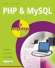 Php and MySql in easy steps, McGrath, Mike, Good Condition, Book
