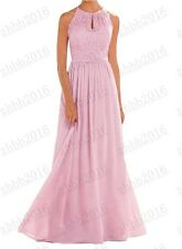 Long Chiffon Evening Gown Prom Cocktail PartyBridesmaid Formal Dresses 6-26