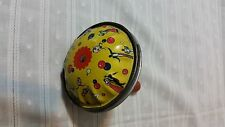 Vintage Tin Noisemaker with 20's Dancers and Wooden Handle