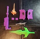 upgrade kit for transformers generations selects wfc G2 megatron (no fig incl!)