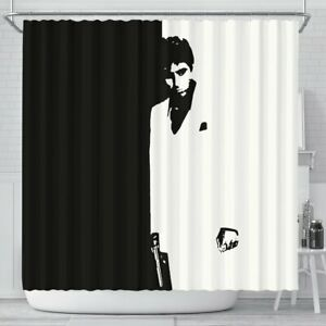 Cool Scarface Shower Curtain