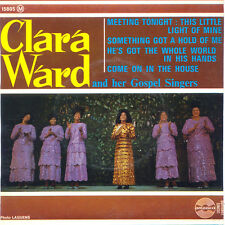 CLARA WARD Meeting Tonight: This Little Light Of Mine FR Press Amadeo 15 805 EP