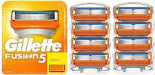 8 Stück Gillette Fusion5 Klingen im Blister ohne OVP