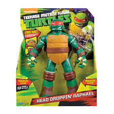 Teenage Mutant Ninja Turtles - 25.4cm Head Droppin Raphael Figur NEU