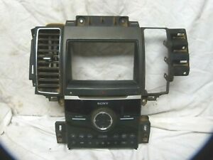13 Ford Taurus Radio Control Panel Climate Center Dash Faceplate DG1T-18A802-EK
