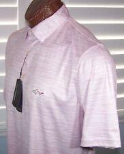 Greg Norman Golf play dry moisture wicking s/s polo sz 2Xl Lilac