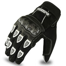 Motocross MX Gloves Racing Motor Cycling, Offroad, Enduro, MTB, BMX Black 1093 M
