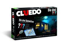 Cluedo - Die drei ??? Fragezeichen Edition - Gesellschaftsspiel Brettspiel Spiel